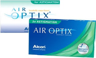 Lentes de Contacto EyeExpert Satin Astigmatism da Grand Optical
