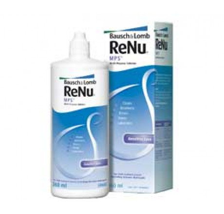 ReNu MPS 1 x 360 ml. do fabricante Bausch & Lomb na categoria Optica Iberica