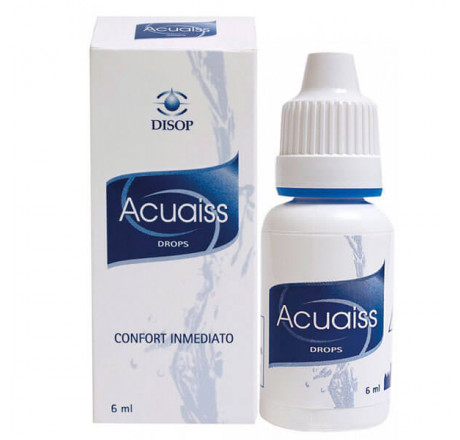 Acuaiss 6 ml do fabricante Disop na categoria Optica Iberica