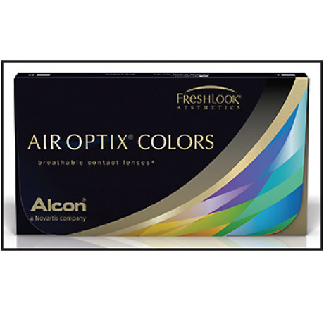 Air Optix Colors (2) lentes de contacto do fabricante Alcon / Cibavision na categoria Optica Iberica