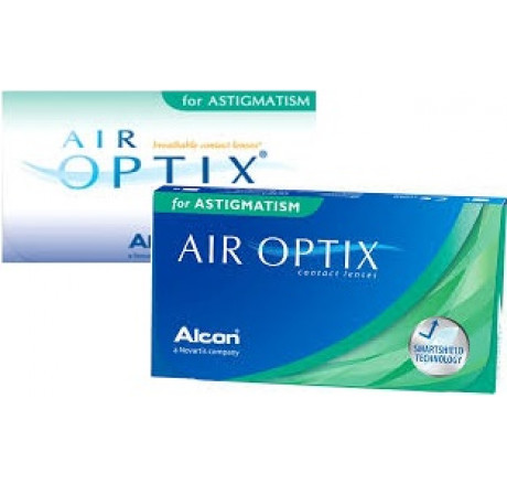 Air Optix for Astigmatism (6) lentes de contacto do fabricante Alcon / Cibavision na categoria Optica Iberica