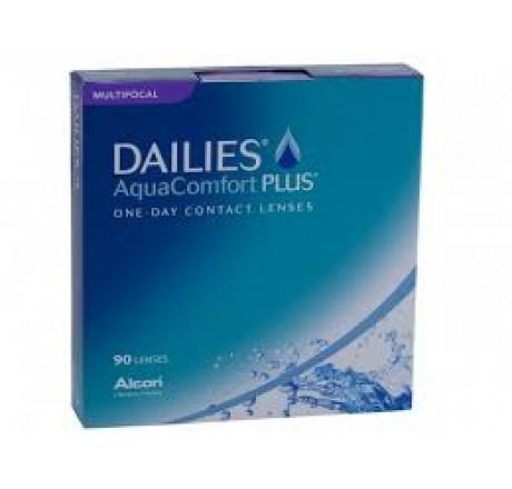 Dailies AquaComfort Plus Multifocal (90) lentes de contacto do fabricante Alcon / Cibavision na categoria Optica Iberica