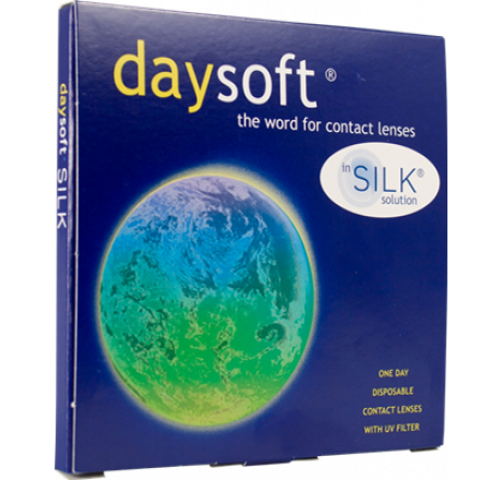 DaySoft Silk (32) lentes de contacto do fabricante Provis na categoria Optica Iberica