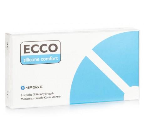 Ecco Silicone Comfort (6) lentes de contacto do fabricante MPG & E na categoria Optica Iberica