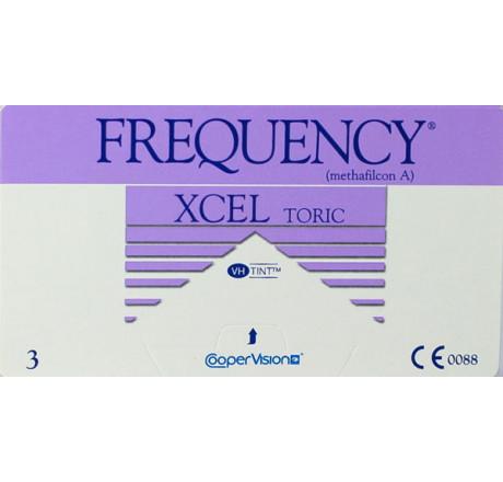 Frequency Xcel Toric XR (3) lentes de contacto do fabricante CooperVision na categoria Optica Iberica