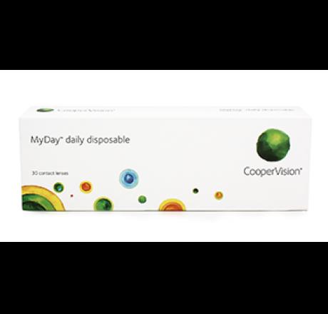 MyDay (30) lentes de contacto do fabricante CooperVision na categoria Optica Iberica