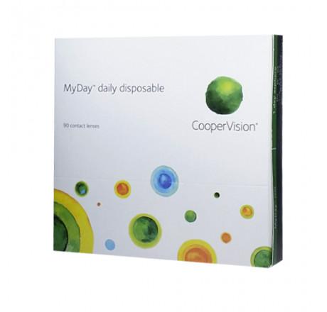 MyDay (90) lentes de contacto do fabricante CooperVision na categoria Optica Iberica