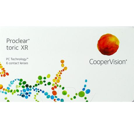 Proclear (Compatibles) Toric XR (6) lentes de contacto do fabricante CooperVision na categoria Optica Iberica