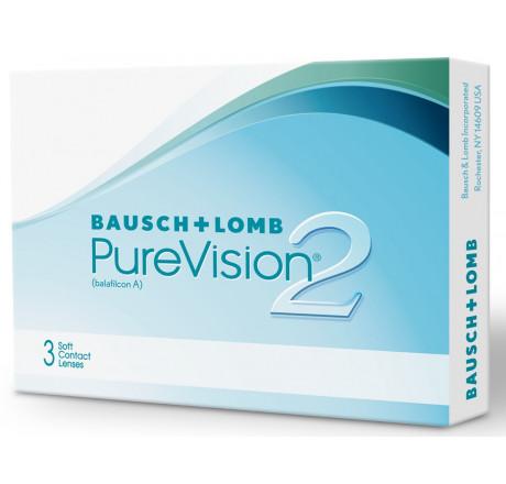 Purevision2 HD (3) lentes de contacto do fabricante Bausch & Lomb na categoria Optica Iberica