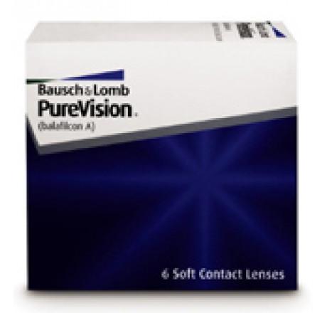 Purevision (6) lentes de contacto do fabricante Bausch & Lomb na categoria Optica Iberica