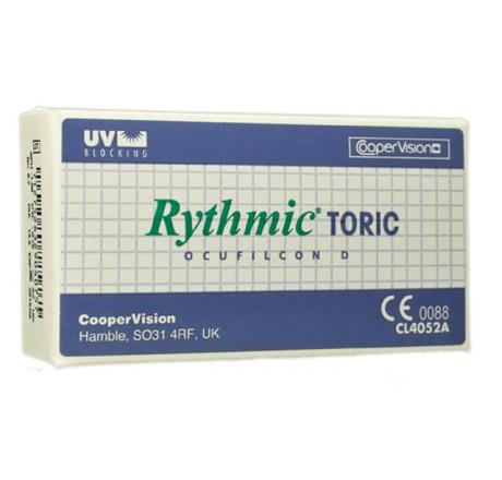 Rythmic Toric UV (6) lentes de contacto do fabricante CooperVision na categoria Optica Iberica