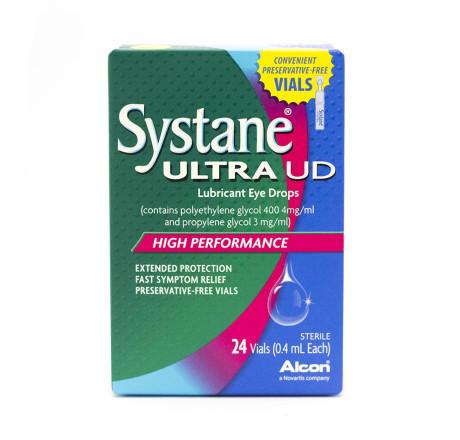 Systane Ultra UD - Gotas Oftálmicas Lubrificantes (30 x 0,7ml.) do fabricante Alcon / Cibavision na categoria Optica Iberica
