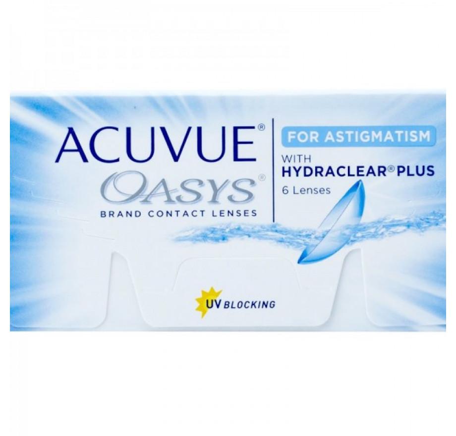 ccaafd854a Acuvue Oasys for Astigmatism (6) Lentes de contacto | OpticaIberica.pt
