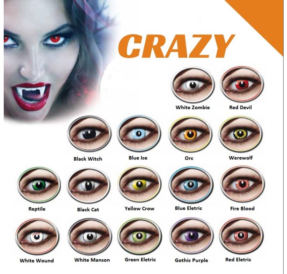 38a969d3956f6 Crazy Lens Eyecatcher (2) lentes de contacto do fabricante Disop na  categoria Optica Iberica