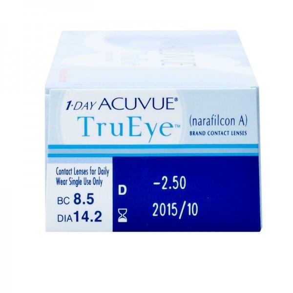 4b9d894aef4b3 ... 1-day Acuvue TruEye (30) lentes de contacto do fabricante Johnson    Johnson