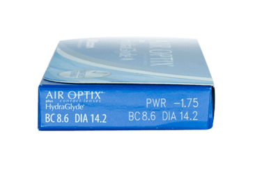 802f966f4a74a ... Air Optix plus HydraGlyde (3) lentes de contacto do fabricante Alcon   Cibavision  na