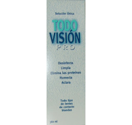 TodoVision PRO - 1 x 360 ml. do fabricante Disop na categoria Optica Iberica