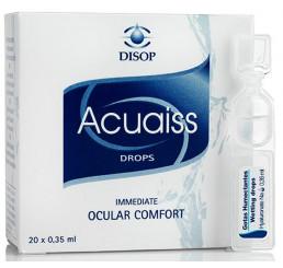 Acuaiss 20x0,35 ml do fabricante Disop na categoria Acessórios