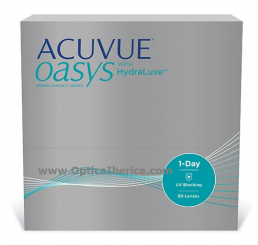 Acuvue Oasys 1-Day (90) do fabricante Johnson & Johnson na categoria Fabricantes