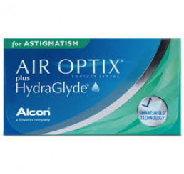 Air Optix Hydraglyde for astigmatism (3) do fabricante Alcon / Cibavision na categoria Alcon