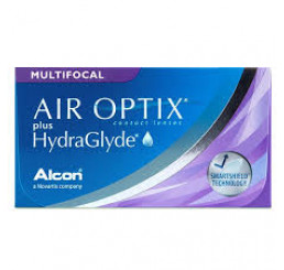 Air Optix Plus HydraGlyde Multifocal (3) do fabricante Alcon / Cibavision na categoria Alcon