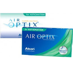 Air Optix for Astigmatism (3) do fabricante Alcon / Cibavision na categoria Fabricantes