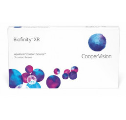 Biofinity XR (3) do fabricante CooperVision na categoria Coopervision
