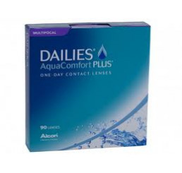Dailies AquaComfort Plus Multifocal (90) do fabricante Alcon / Cibavision na categoria Lentes multifocais