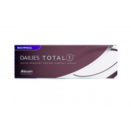 Dailies Total 1 Multifocal (30) do fabricante Alcon / Cibavision na categoria Lentes multifocais