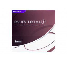 Dailies Total 1 Multifocal (90) do fabricante Alcon / Cibavision na categoria Lentes multifocais