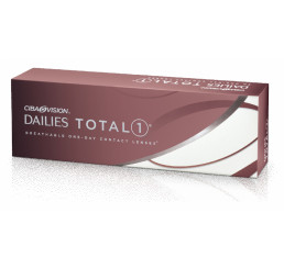 Dailies Total 1 (30) do fabricante Alcon / Cibavision na categoria Fabricantes