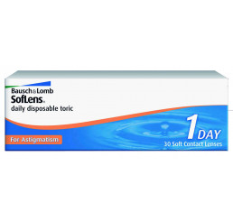 Soflens Daily Disposable for Astigmatism (30)