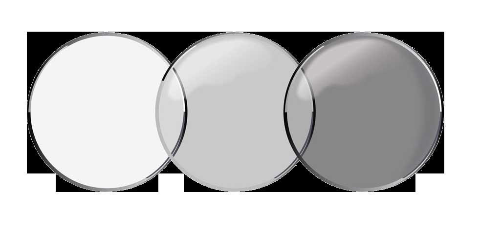 As primeiras lentes de contacto que ficam escuras com a luz solar